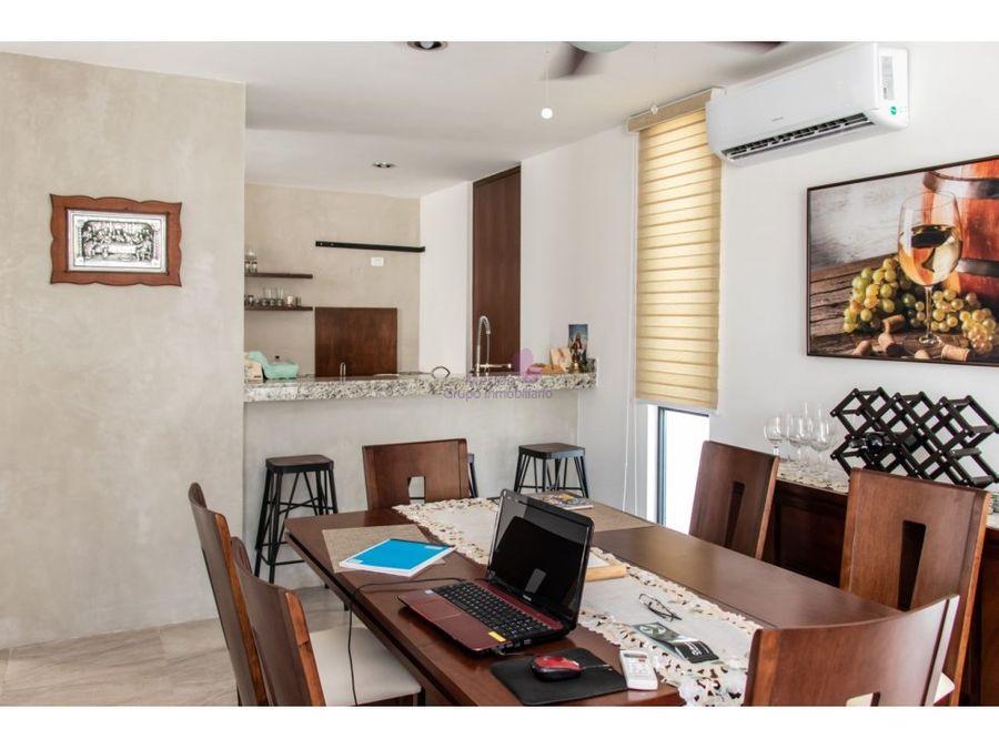 casa e venta en dzitya merida lista para entrega