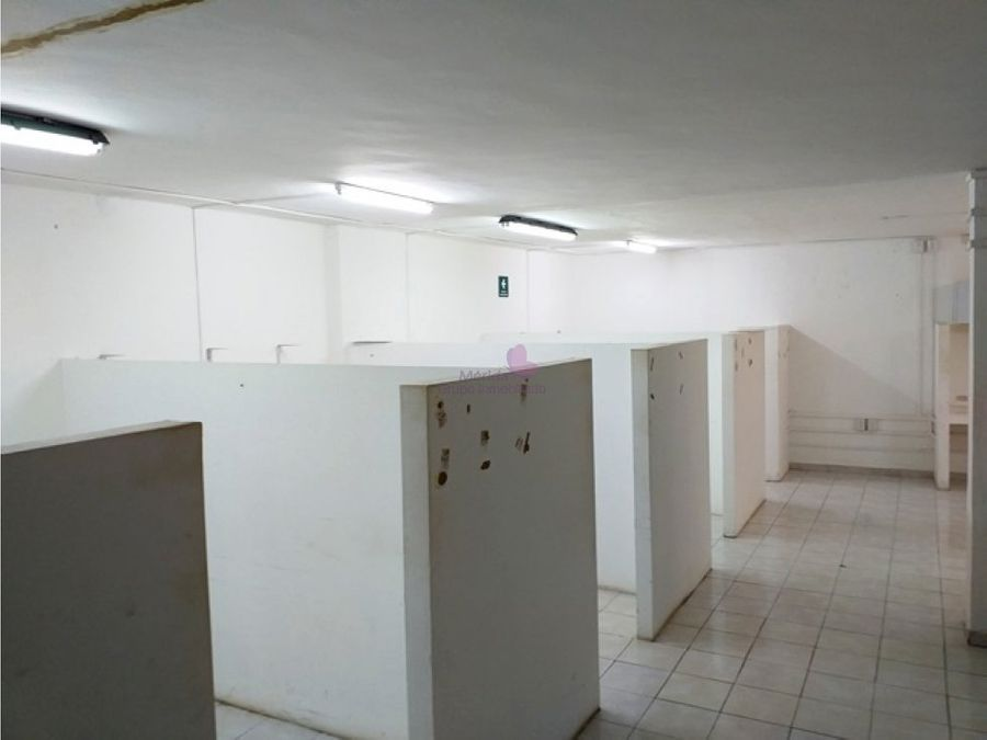 edificio en renta en centro de merida