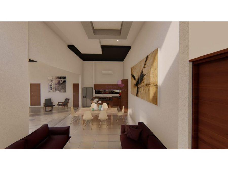 casa en venta en yucatan country club