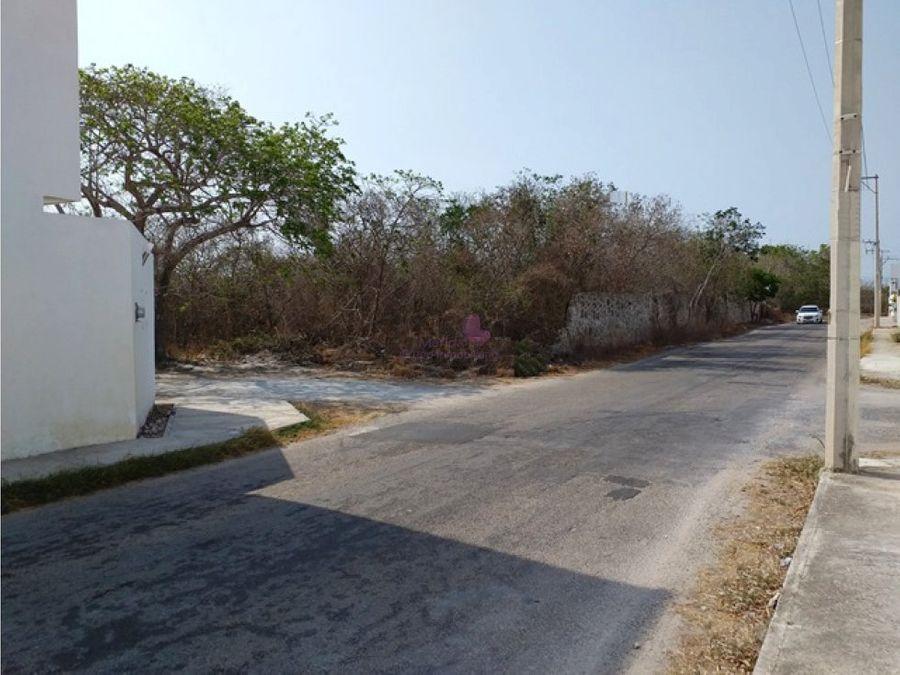 terrenos residenciales venta junto fracc las americas merida