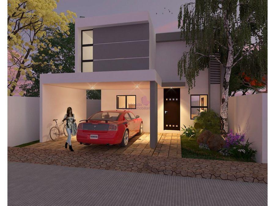 privada botanico conkal casas en venta