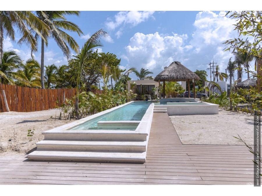 casa en venta en chelem puerto lindo