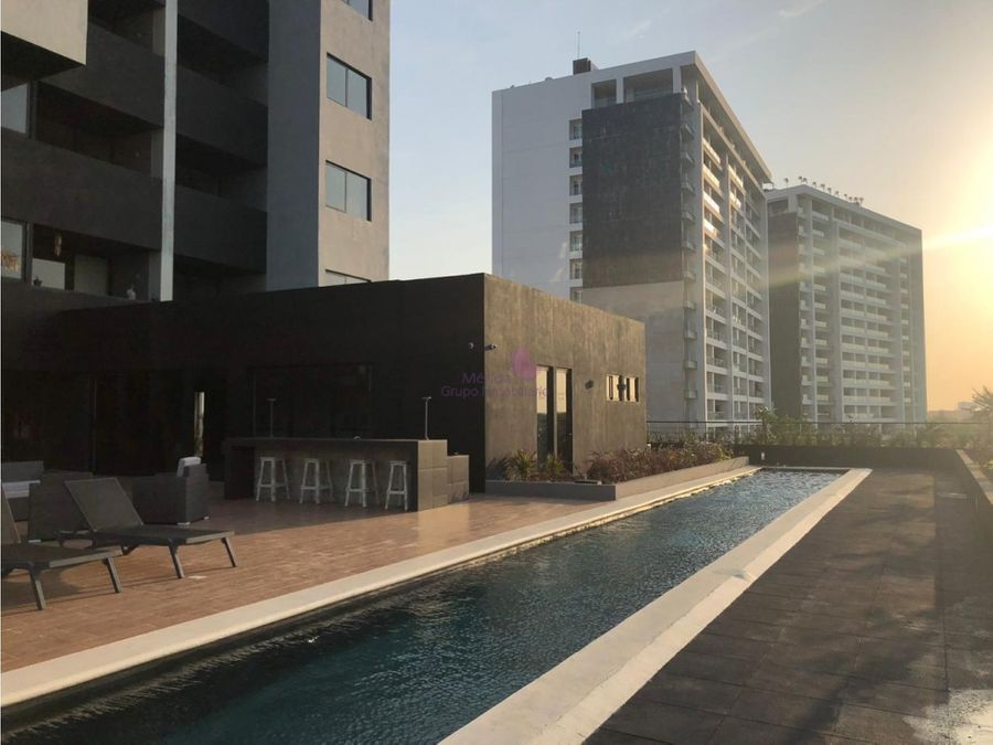 departamento en venta en merida torre buyan cerca city center
