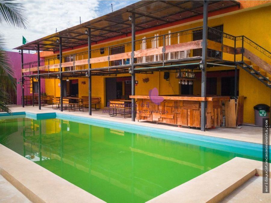 hotel en venta en chuburna puerto