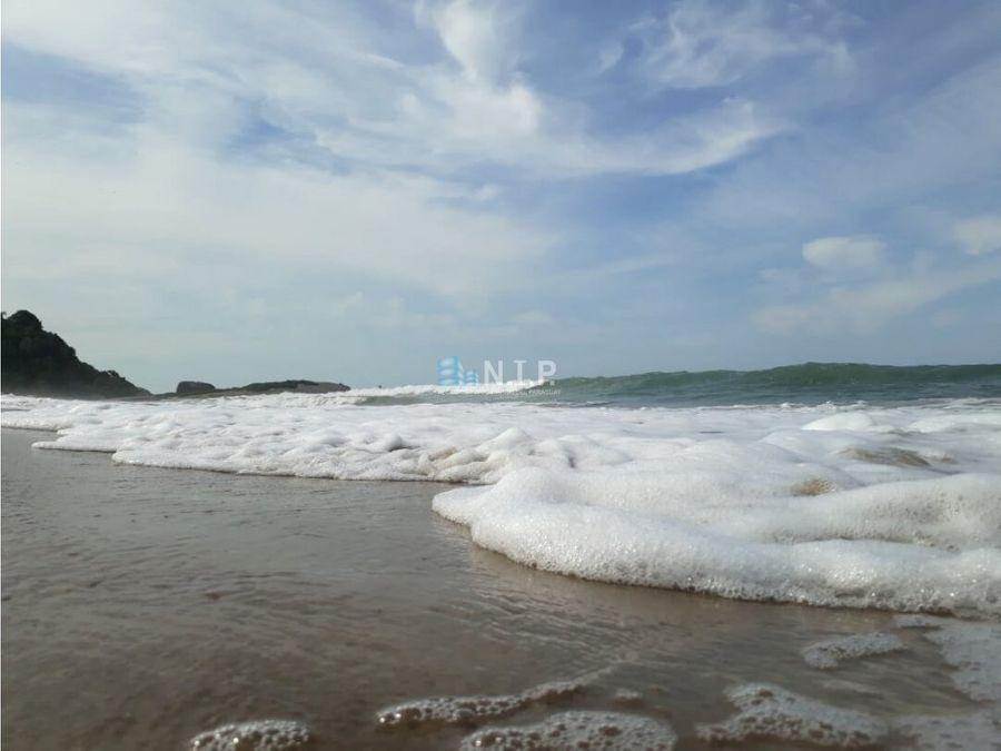 chalets en condominio en brasil a pasos del mar