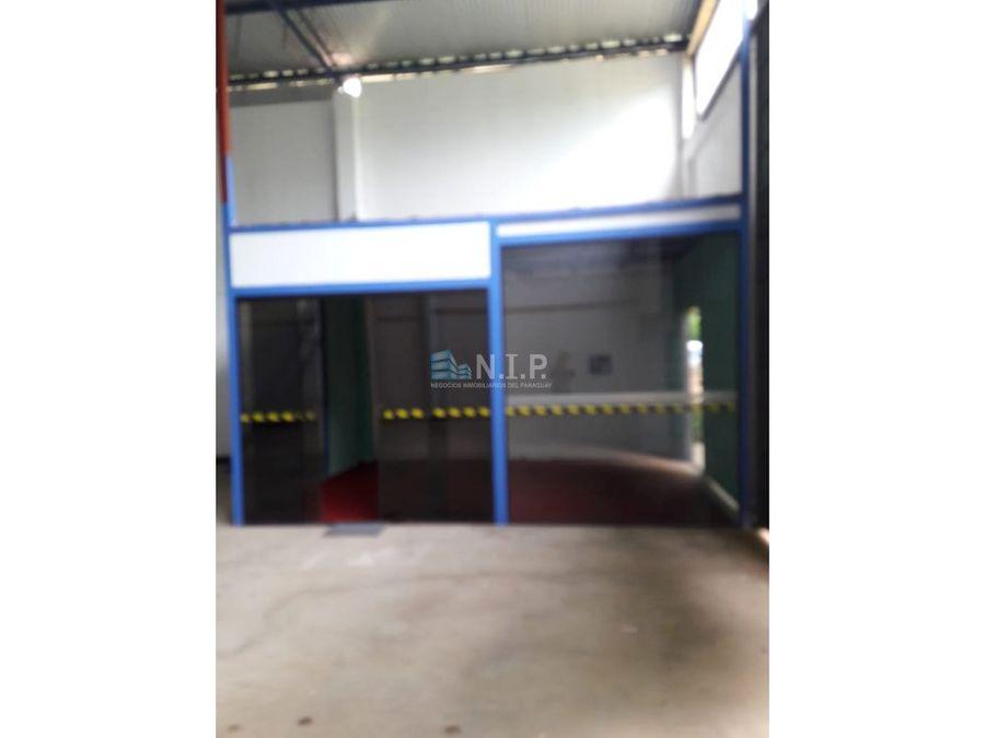 tinglado de 420 m2 en mariano r alonso