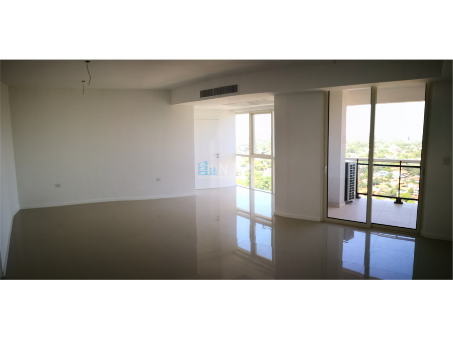 exclusivo departamento de 151 m2 en the tower