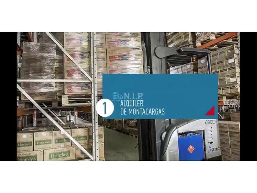 alquilo depositos en complejo de luque