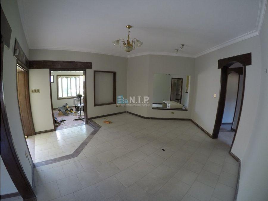alquiler de gran residencia en barrio nazareth