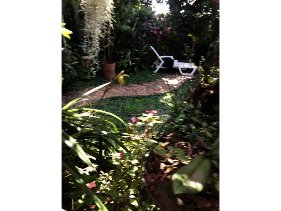 se vende casa campestre en ciudad jardin en conjunto super tranquilo