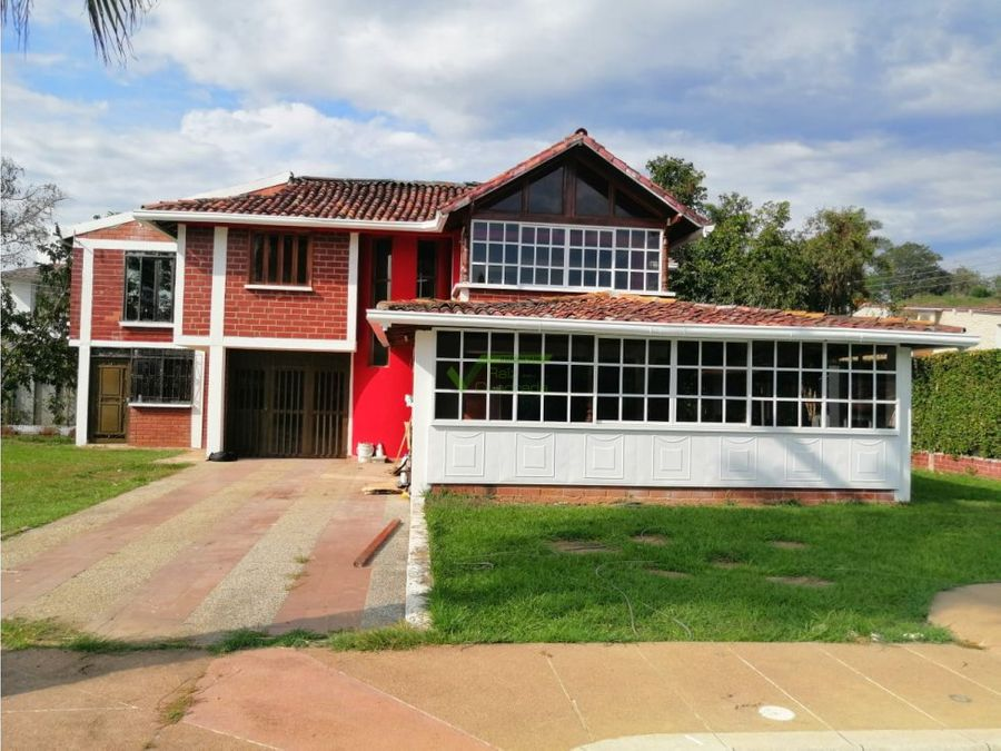 venta casa campestre valle del risaralda
