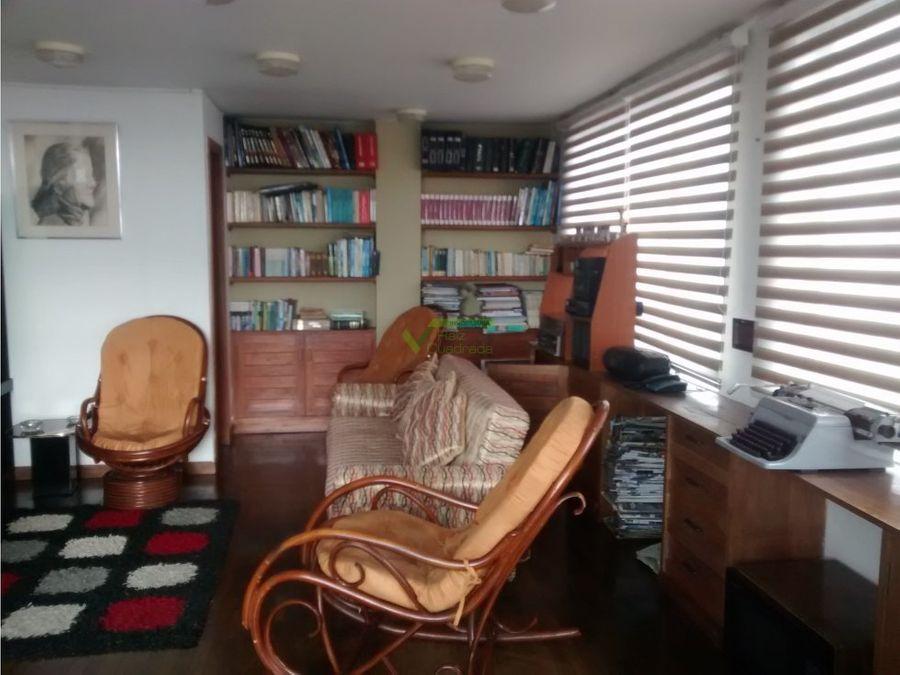 se vende apartamento duplex en palermo manizales