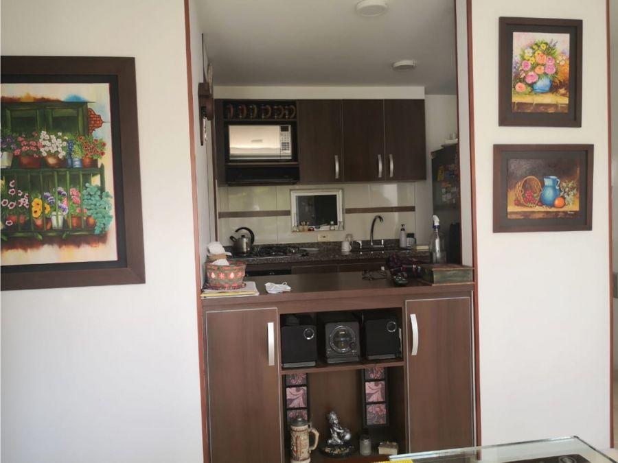 se vende apartamento en la villa pereira