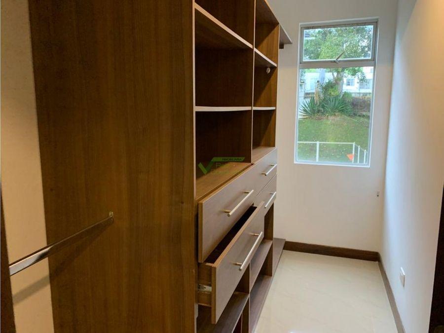 en venta apartamento en pinares pereira