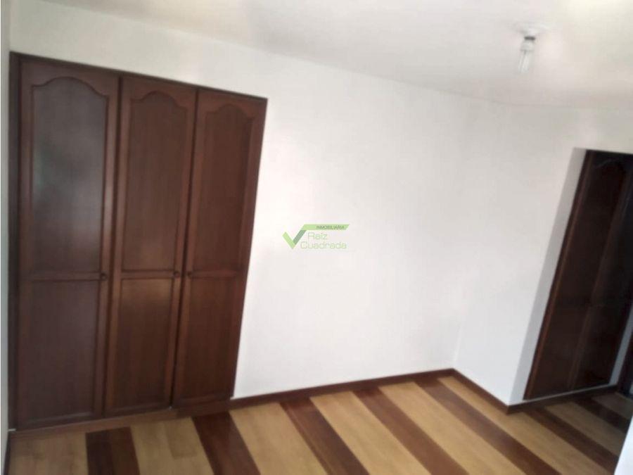 apartamento remodelado los alpes de dos alcobas