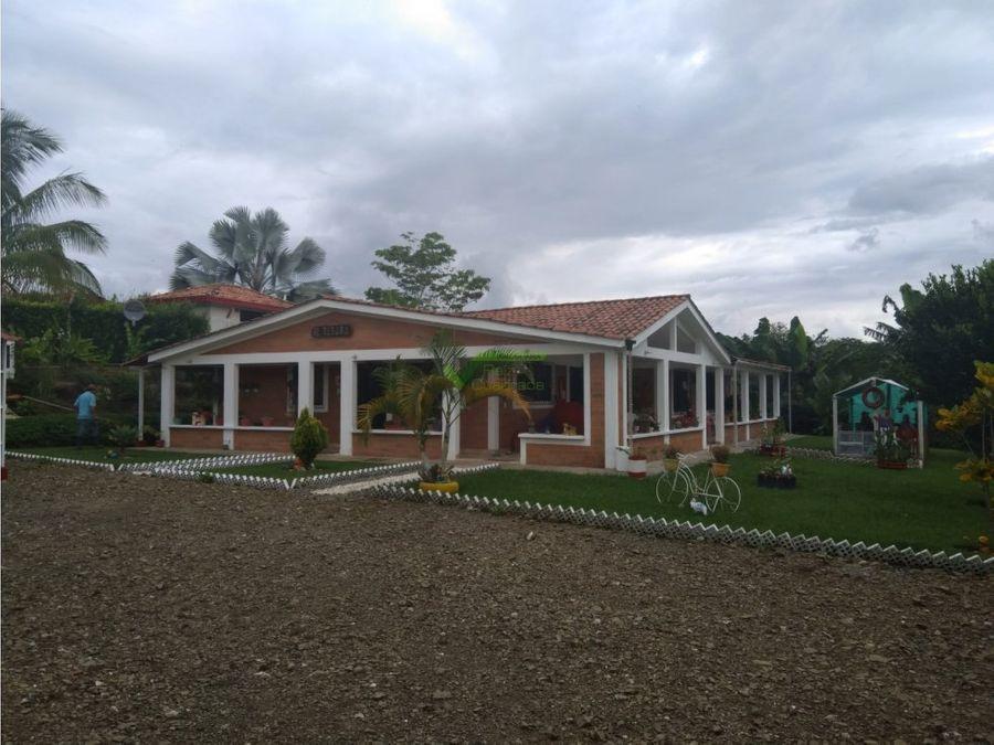 venta casa campestre alcala quimbaya