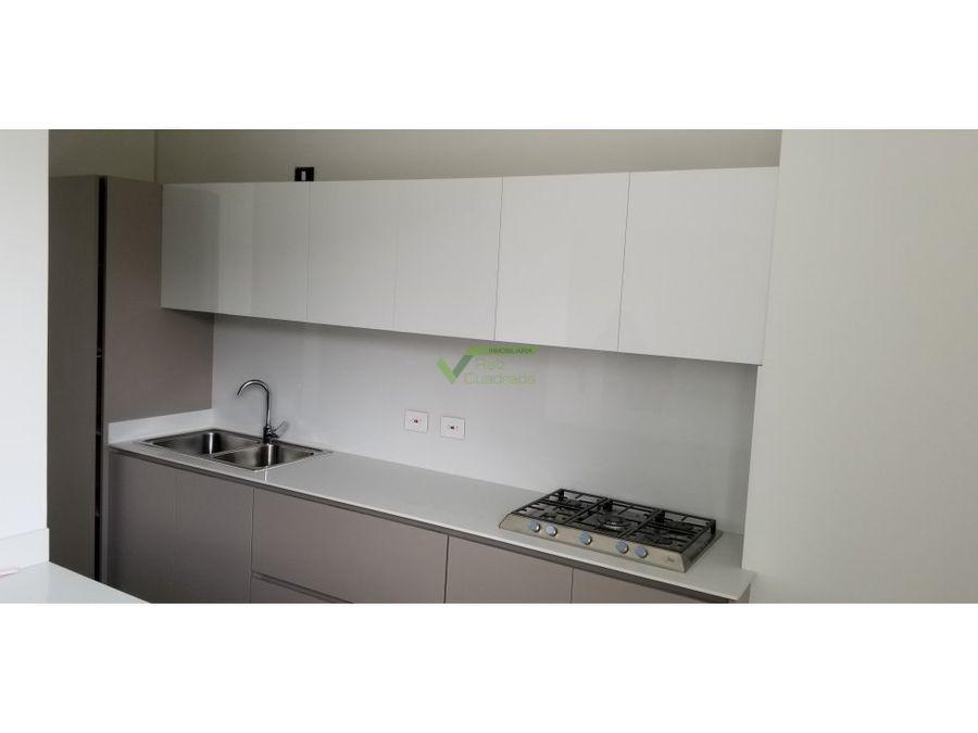 renta apartamento nuevo en pinares de san martin