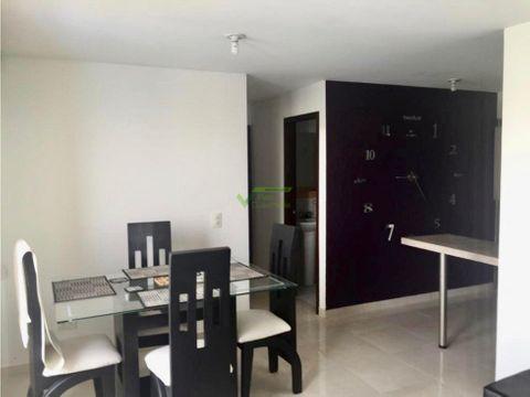 en renta apartamento amoblado en la villa olimpica