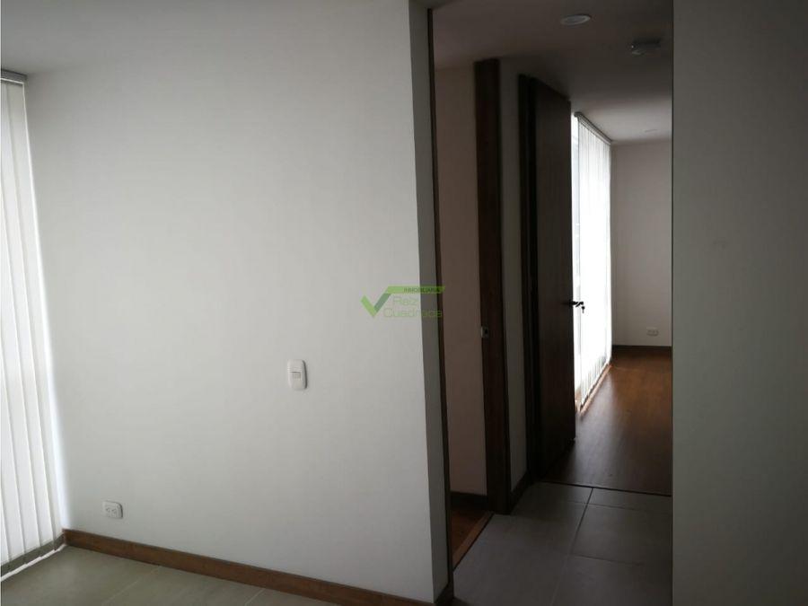 se vende apartamento baja suiza manizales