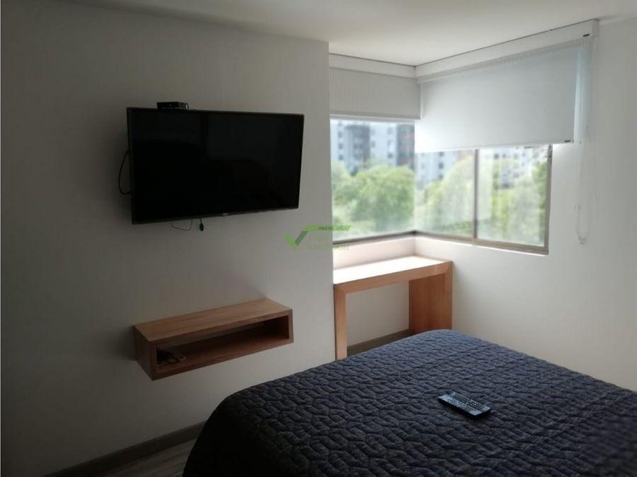 se renta apartamento amoblado en alamos pereira
