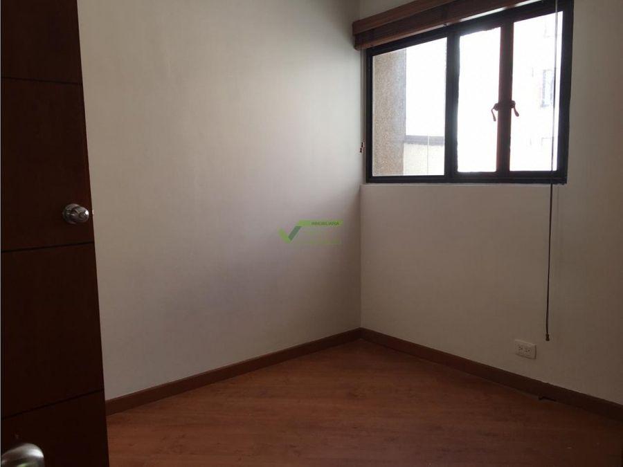 en venta apartamento en la cabrera bogota