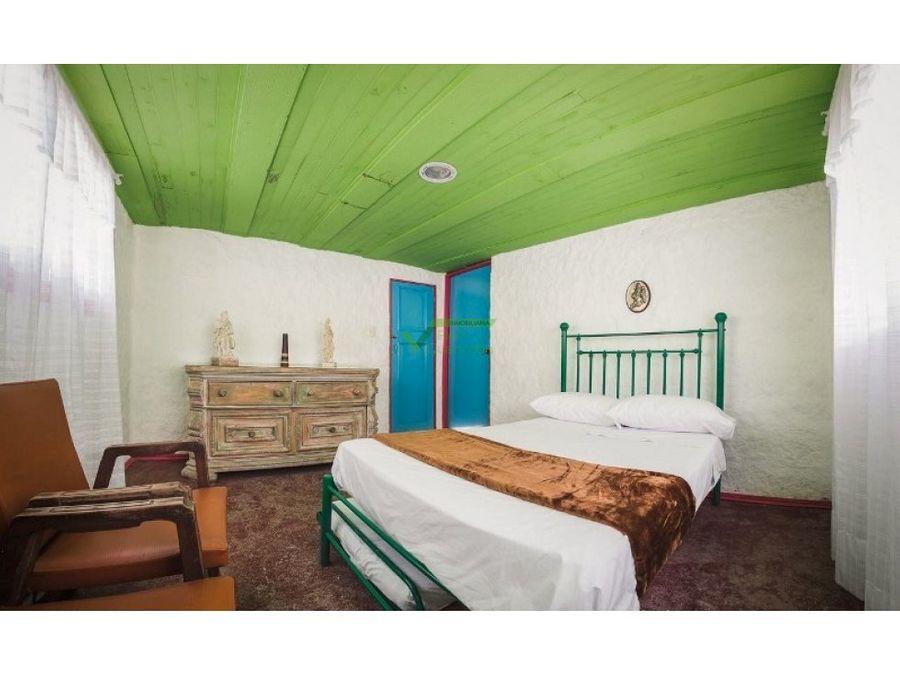 se vende ecohotel santa rosa de cabal risaralda