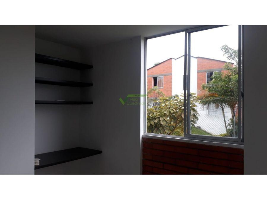 se alquila apartamento en villa verde pereira