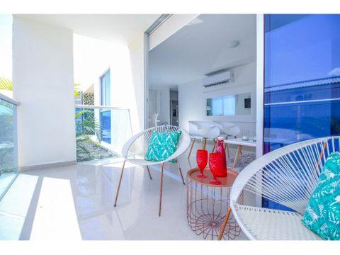 proyecto las palmas cartagena 41 m2