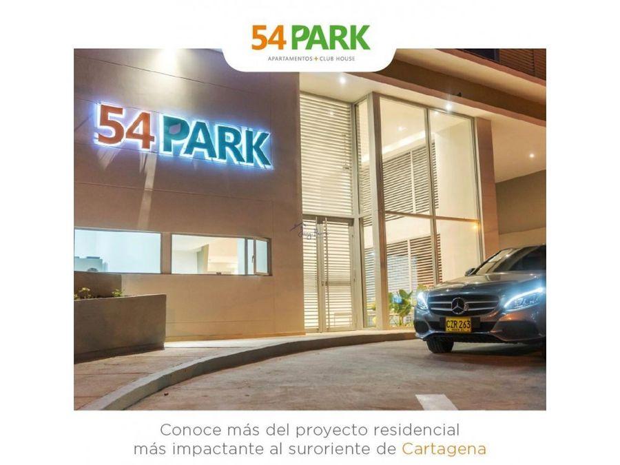54 park apartamentos cartagena
