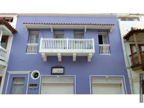 casa en venta getsemani cartagena de indias