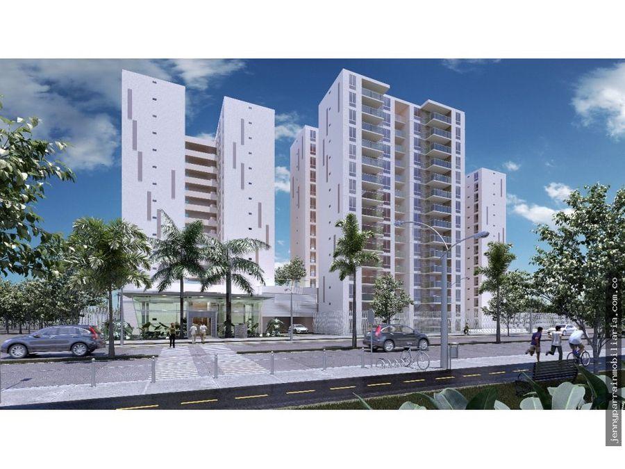 proyecto las palmas cartagena 81 m2