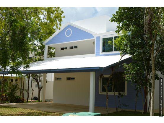 casa en venta lagos del sol cancun frente al lago