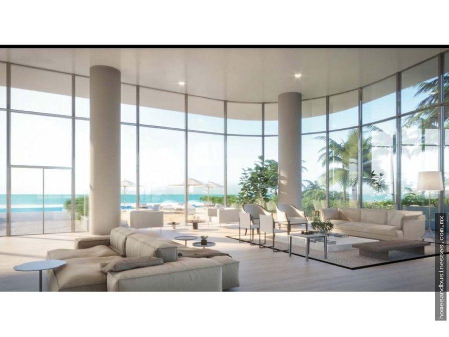 departamento en venta en exclusivo residencial sls