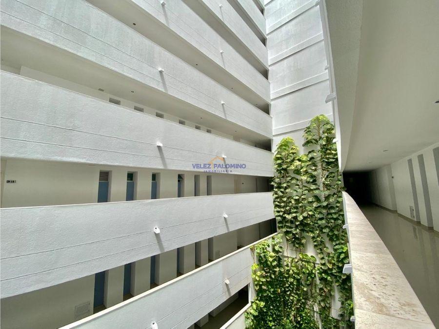 apartamento en zona norte edificio morros ultra