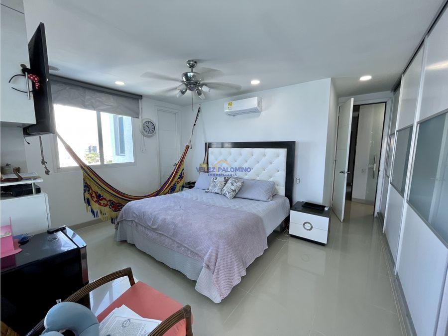 apartamento en manga edificio regatta