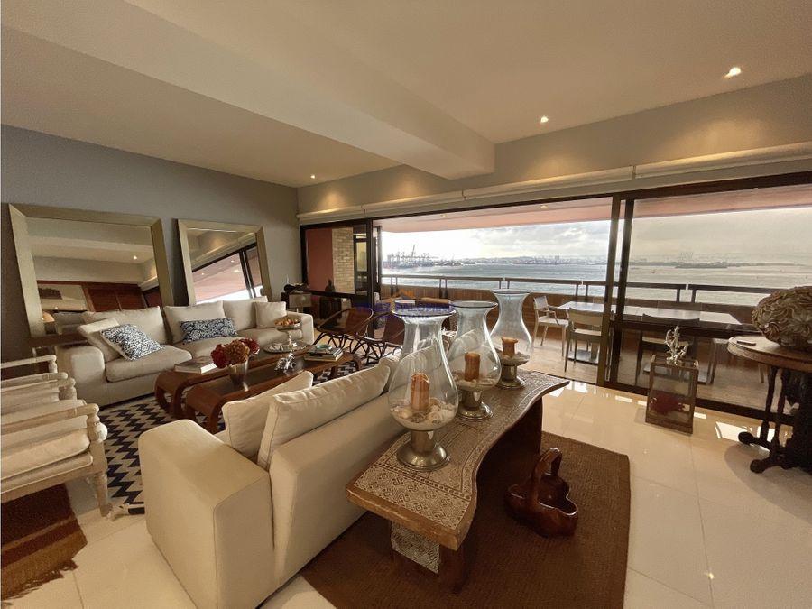 apartamento en bocagrande edificio bahia de cartagena
