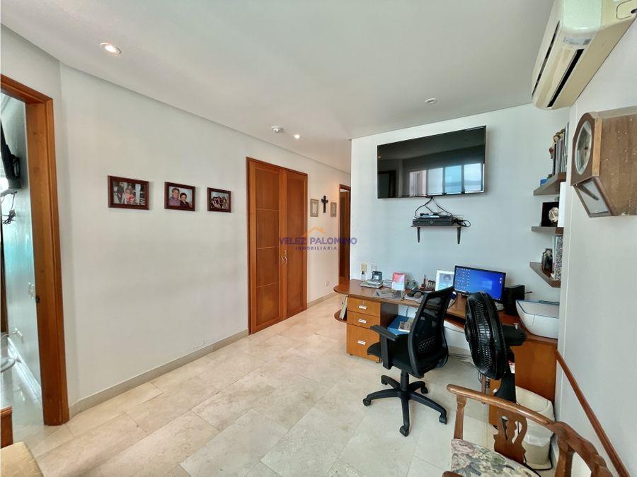 apartamento en castillogrande edificio bahia palma