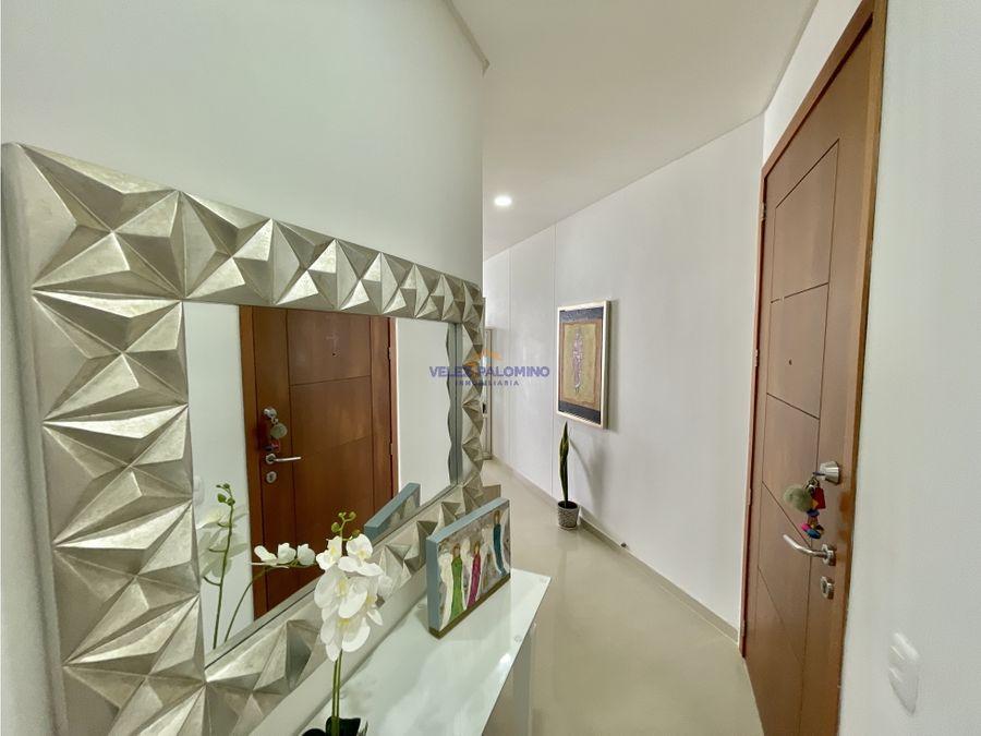 apartamento en castillogrande edificio platino