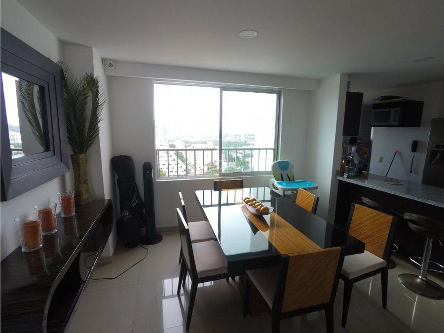 apartamento en manga edificio isla de manga