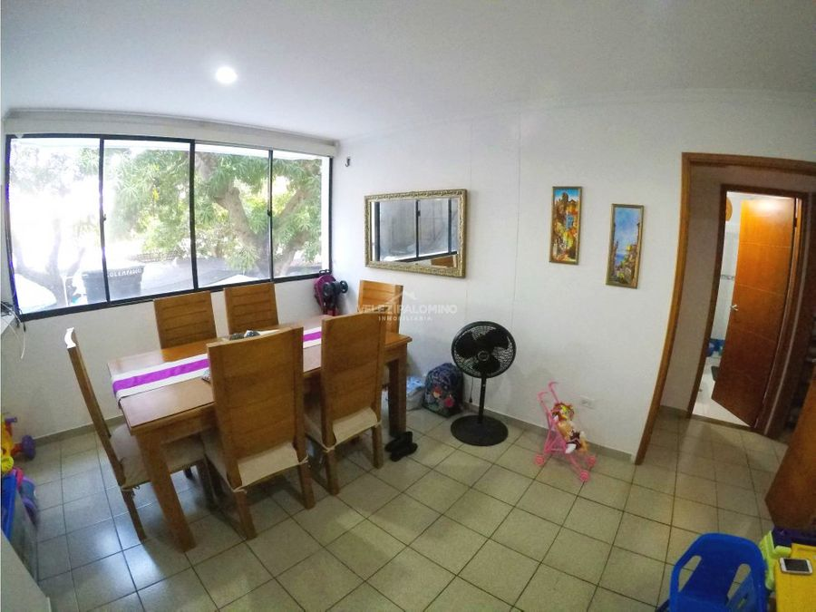 apartamento en el barrio manga edif coquibacoa