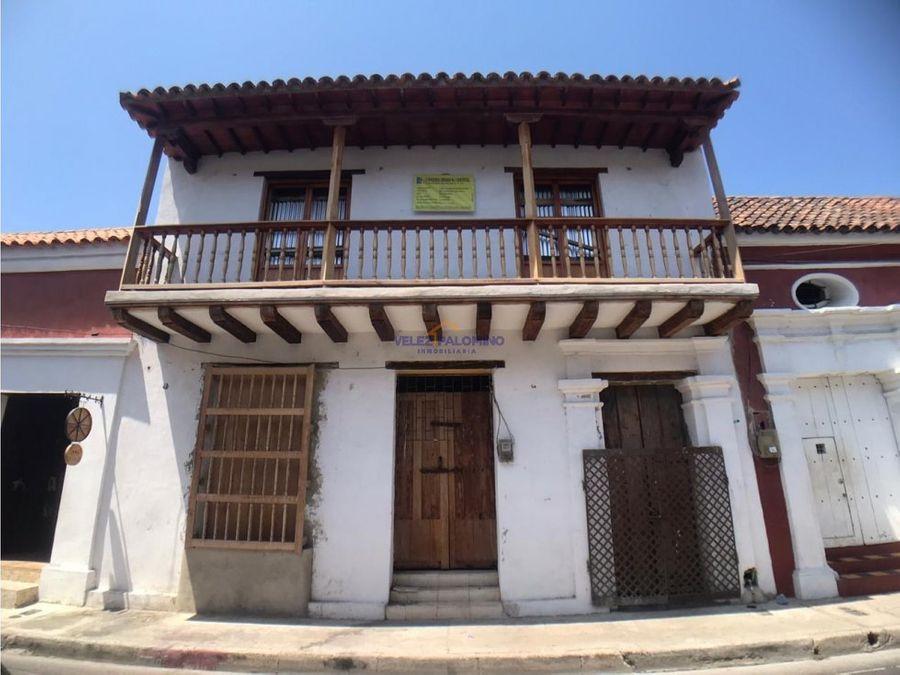 casa en el barrio getsemani