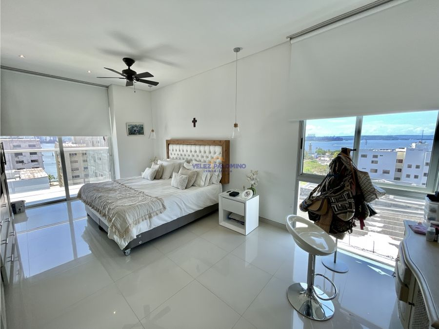 apartamento en castillogrande edificio mares