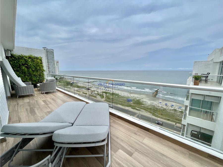 penthouse en marbella edificio terrazas de san sebastian