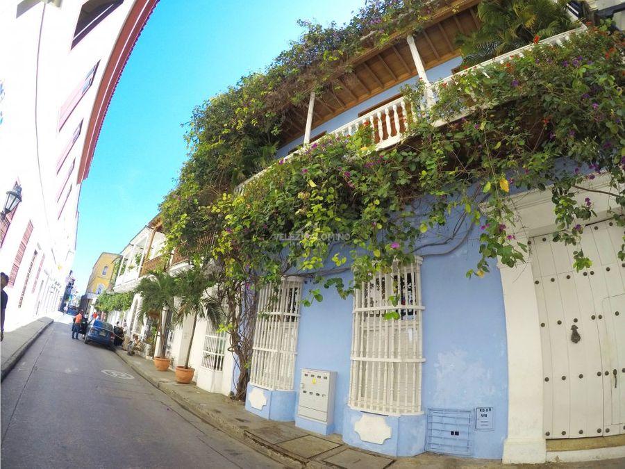casa en el centro historico ciudad amurallada