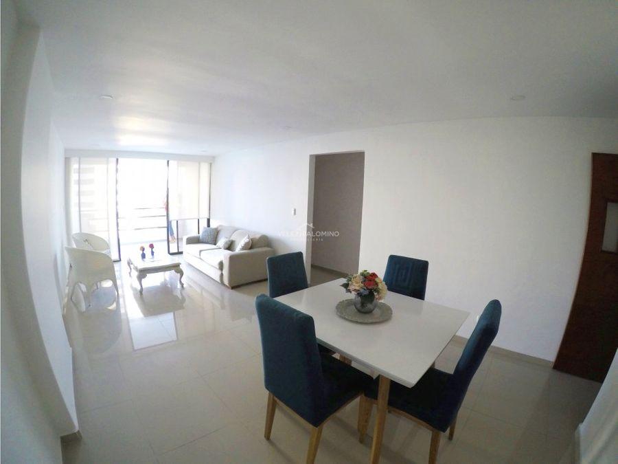apartamento en bocagrande edificio torre caribe