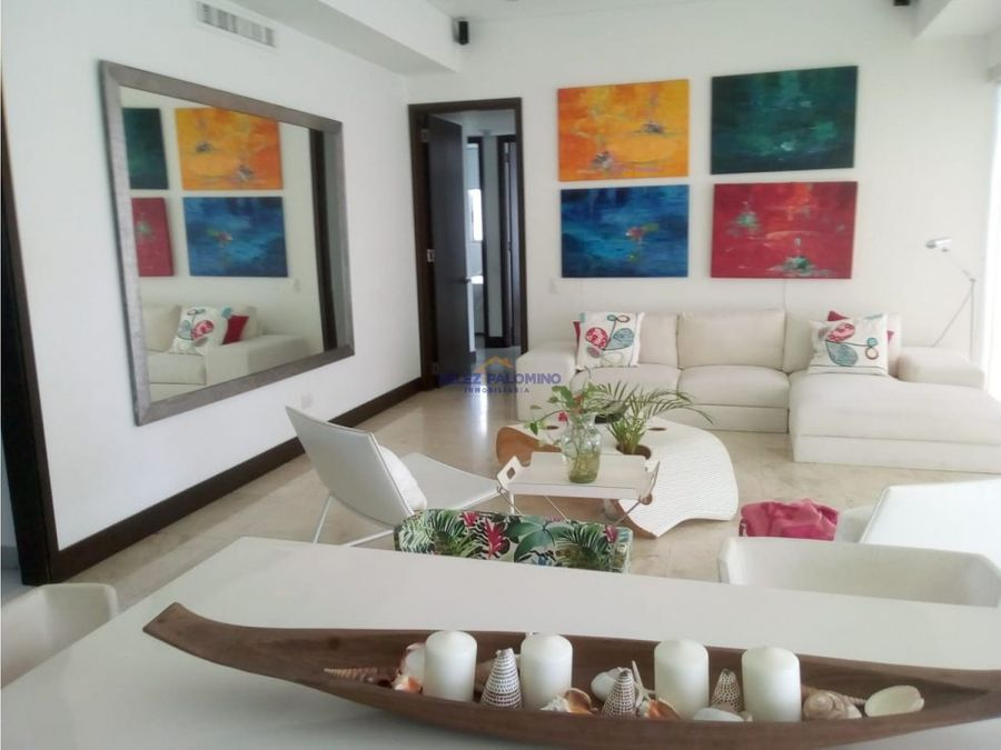 apartamento en bocagrande edificio grand bay