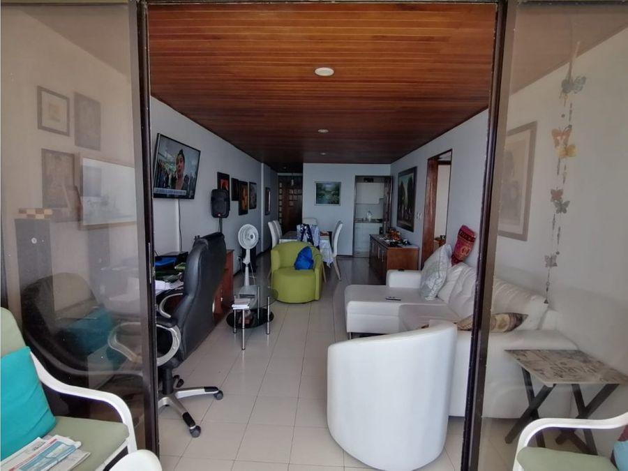 apartamento en bocagrande edificio torre caribe 1