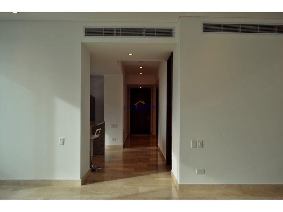 apartamento en bocagrande edificio parke 475