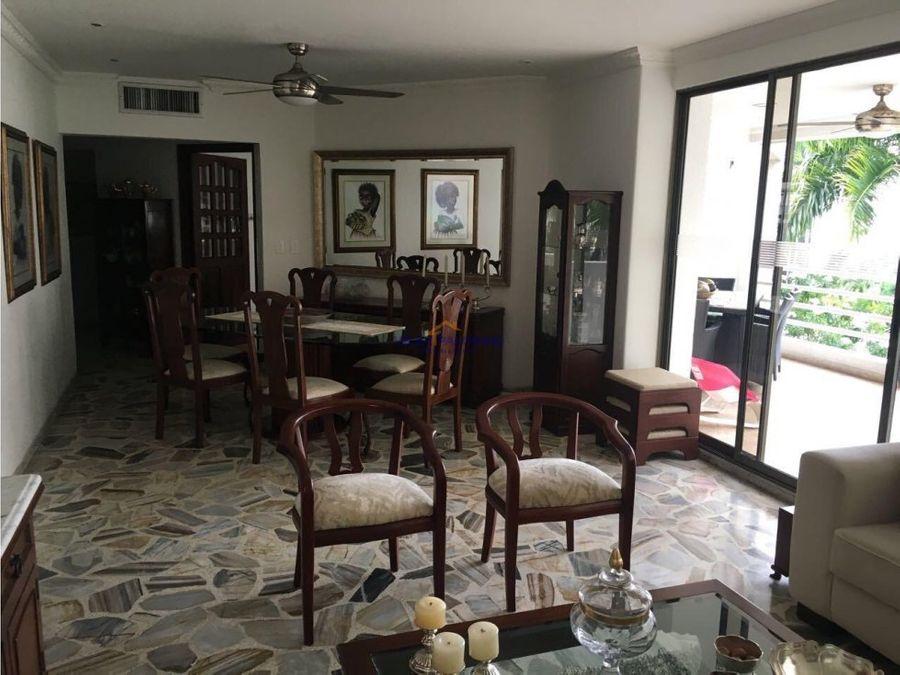 apartamento en bocagrande edificio bahia bolivar