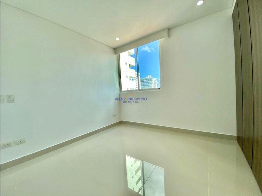 apartamento en manga edificio condomino vista bahia